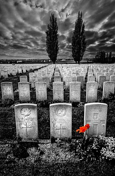 105 lest we forget