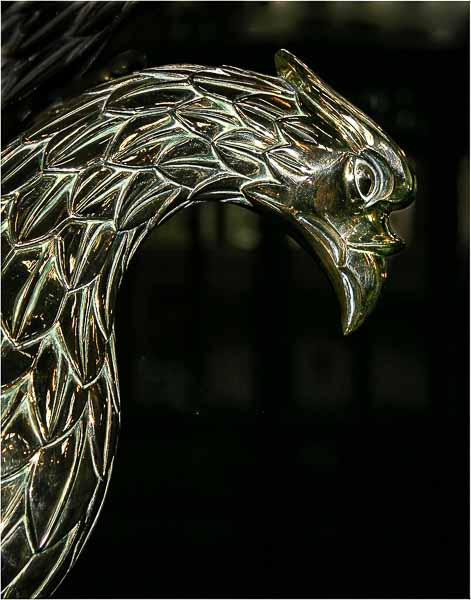 111 Lectern Eagle