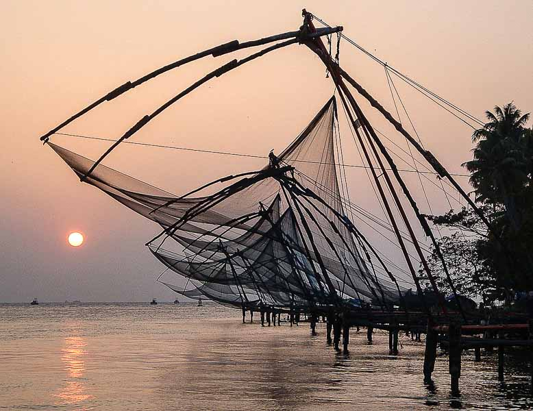 122 Chinese Fishing Nets Cochin