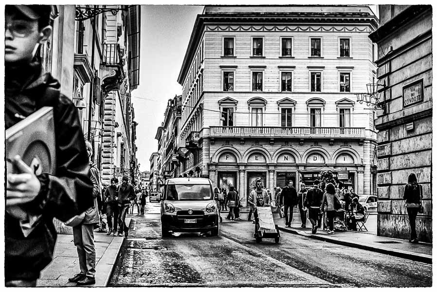 136 Via dei Condotti Rome