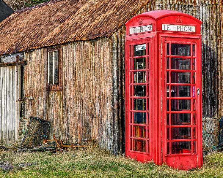 142 Telephone Box