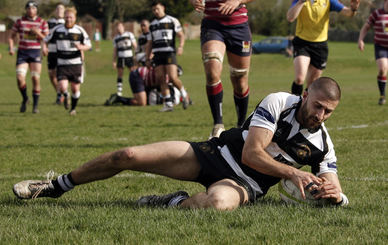 Sports Photography at Sutton and Epsom RFC