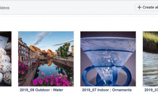 Facebook Summer Fun